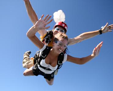 Tandem Skydiving Huntsville
