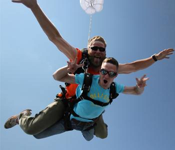 Huntsville, Alabama Skydive Pictures