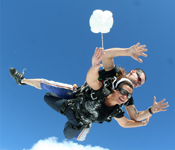 Huntsville Tandem Skydive