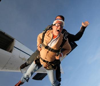 Huntsville, Alabama Tandem Skydiving