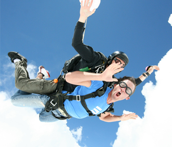 Huntsville, Alabama Skydive Photos