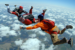 Skydiving Training in Huntsville