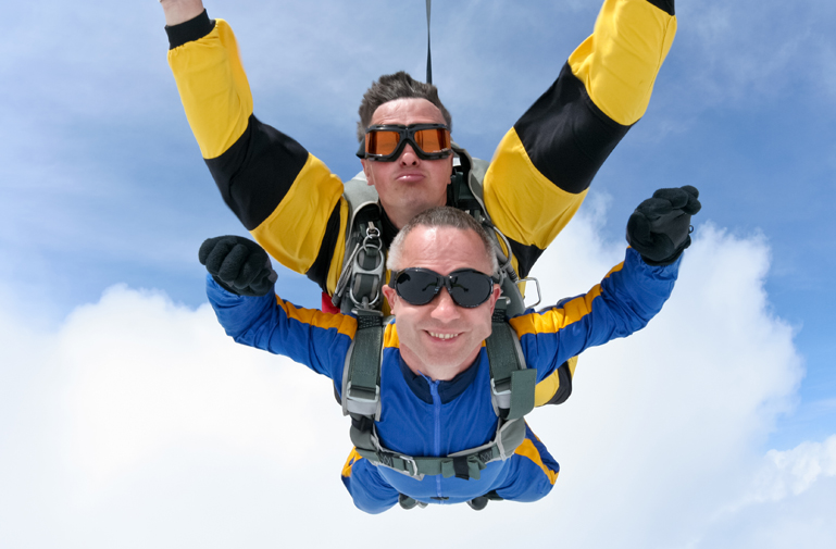 Huntsville Tandem Skydiving