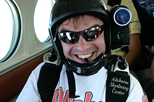 Skydiving Video Packages Huntsville