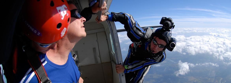 Huntsville Skydiving Video Packages