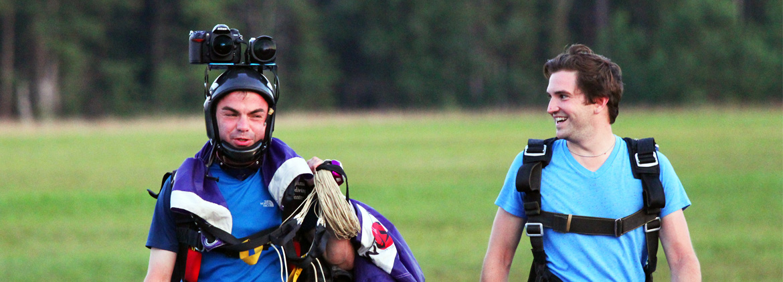 Huntsville Skydiving Videos
